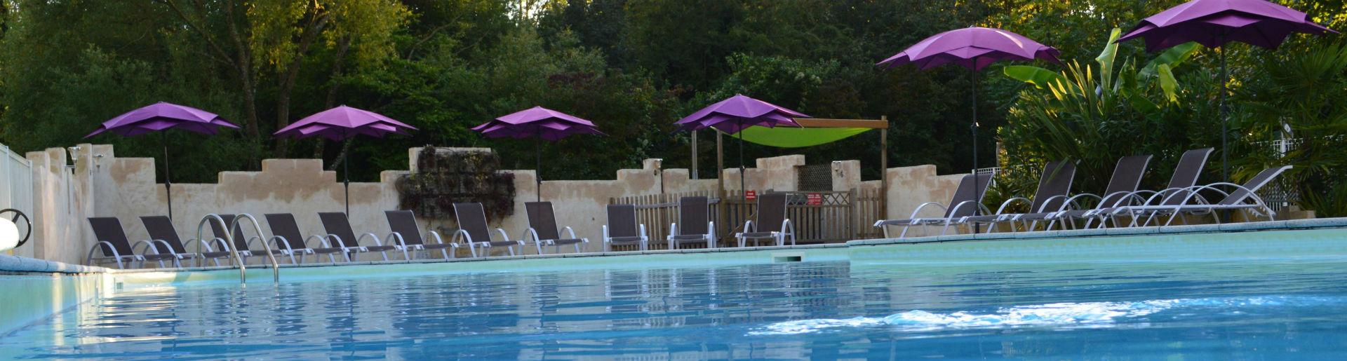 Camping avec piscine pr s de bordeaux saint emilion for Camping vieux boucau avec piscine