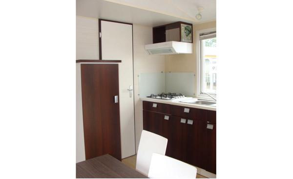 Location Bedrooms Mobilehome For People En Gironde - Lit cabane mobil wood
